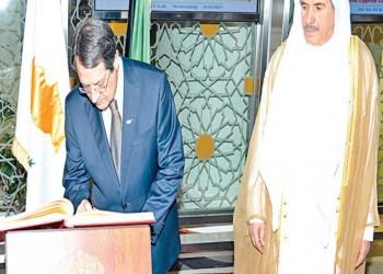 الكويت تتبرع للجنة المفقودين القبرصية بـ 200 الف يورو