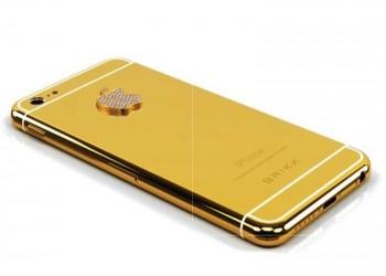250 جهاز «آي فون 6» من الذهب الخالص صنعت خصيصا لدولة الإمارات