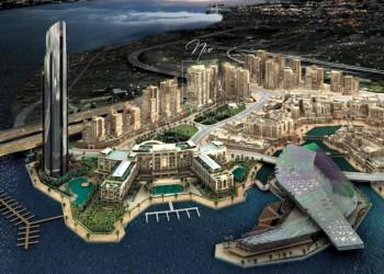 «دبي للعقارات» تواصل العمل في «قرية الثقافة» على خور دبي