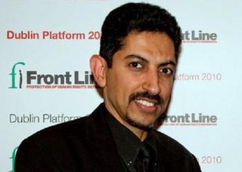 الناشط البحريني «عبدالهادي الخواجة» ينهي إضرابه عن الطعام