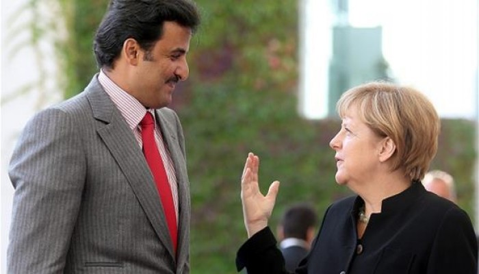العلاقات الألمانية القطرية في ضوء زيارة الأمير «تميم»