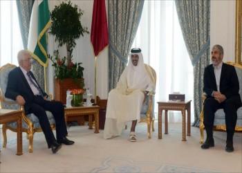 """الدوحة متمسكة بـ""""حماس"""""""