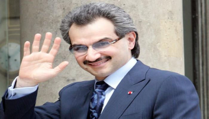 الوليد بن طلال يشارك في إنقاذ ملاهي «يورو ديزني»