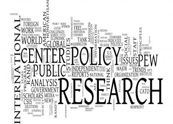 مراكز الأبحاث الأميركية وشراء النفوذ في واشنطن