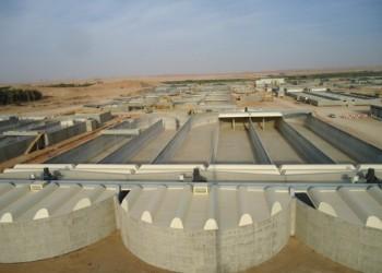 بدء التشغيل التجريبي لأكبر محطة معالجة لمياه الصرف في السعودية