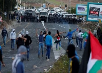 عرب 48 يعلنون الاضراب بعد قتل الشرطة الإسرائيلية شابا خلال عملية اعتقال