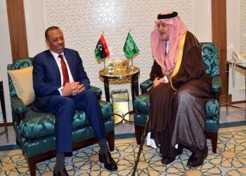 «الثني» يزور السعودية ويلتقي «مقرن» و«الفيصل»