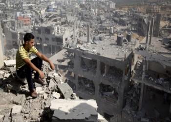عدم بدء إعمار غزة قد يدفع حماس إلى الحرب مجددا