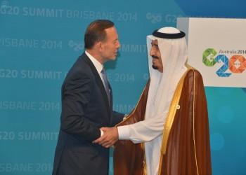 """«مجتهد» يكشف فضائح فساد مالي """"مضحكة"""" خلال زيارة «الأمير سلمان» لاستراليا"""