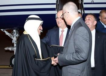 رئيس وزراء قطر يبحث المستجدات مع نظيره الفلسطيني