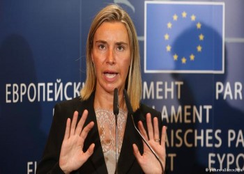 الاتحاد الأوروبي ينفي وجود خطط لديه لمعاقبة اسرائيل