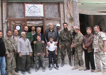 المعارضة المسلحة السورية المعتدلة تنتظر المزيد من مساعدة الغرب