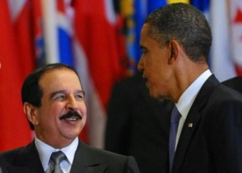 على الولايات المتحدة أن تدين الحكومة في البحرين بدلاً من أن تقدم لها المبررات