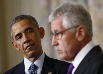 هيغل يصل بغداد وأمريكا تعزز وجودها في الحرب ضد «الدولة الإسلامية»