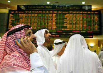 استمرار تراجع بورصات السعودية وعمان وأبوظبي واستقرار الأسواق الخليجية الأخرى