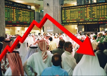 بورصات الخليج تتكبد مزيد من الخسائر والروبل الروسي ينهار تأثرا بتراجع النفط