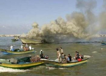 تقرير حقوقي يرصد انتهاكات الاحتلال بحق صيادي غزة