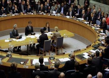 «عاصفة الحزم» في مجلس الأمن