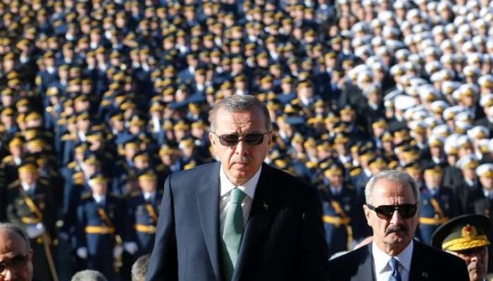 «أردوغان» لا يزال في موقع القيادة