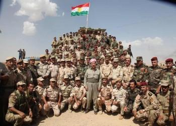 الصراع في إقليم كردستان وعليه