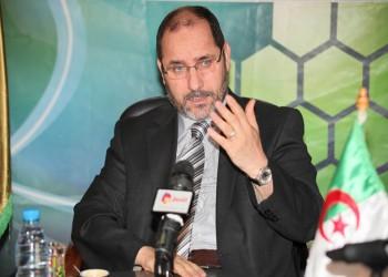 استقبال نادر لوفد من «إخوان الجزائر» في قصر الرئاسة