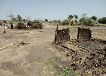 «رايتس ووتش»: قوات حكومية ارتكبت «جرائم حرب» في ولاية الوحدة بجنوب السودان