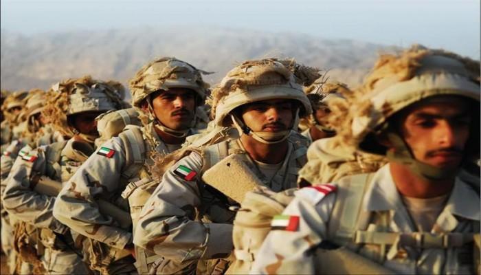 الدفعة الثانية من القوات الإماراتية تستعد للمشاركة في القتال باليمن