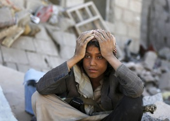 أطفال يمنيون أختطفهم الحوثي: أجبرنا على حمل السلاح