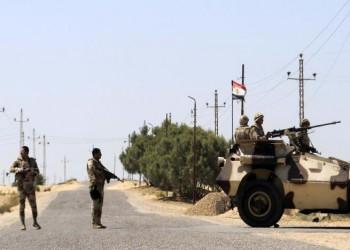 مقتل وإصابة 5 عسكريين مصريين بتفجير في سيناء