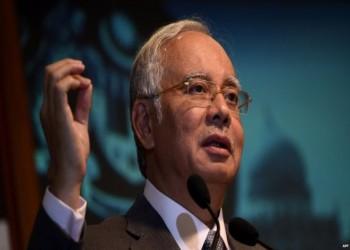 «نجيب رزاق» يتنحى عن رئاسة حزبه والائتلاف الحاكم في ماليزيا