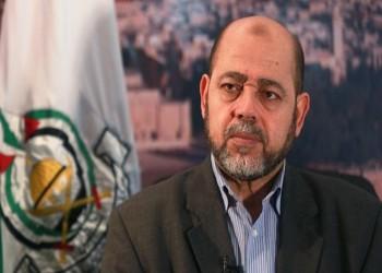 «أبو مرزوق»: تدخل مصر أوقف التصعيد العسكري الإسرائيلي في غزة