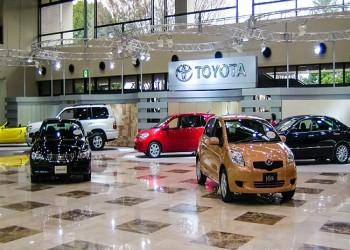 تويوتا اليابانية تدرس إنتاج السيارات في السعودية