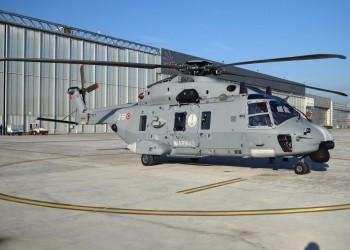 إيطاليا تبدأ تصنيع 28 مروحية حربية لصالح قطر
