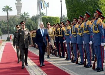 مباحثات لتعزيز التعاون بين الجيشين المصري واليوناني