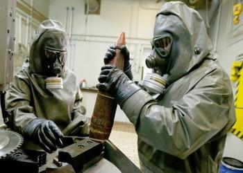 «حظر الأسلحة الكيميائية»: سنباشر عملنا بسوريا بعد الضربات الأمريكية