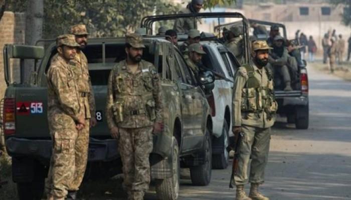"باكستان توقف 44 مشتبها في هجوم ""جامو وكشمير"""