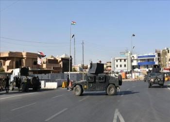 البيشمركة تشن هجوما على القوات العراقية في قضاء مخمور