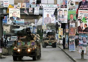 تناقضات سياسات العراق تتجلى في الحملات الانتخابية