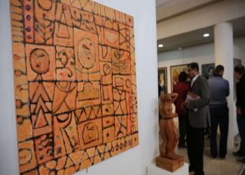 انطلاق أكبر معرض للفن التشكيلي ببغداد.. وتواجد ضعيف للفنانات