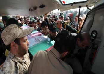 إيران تدفن 7 من «الحرس الثوري» قتلوا في سوريا