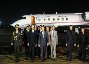 رئيس الأركان التركي يسبق «أردوغان» إلى طهران
