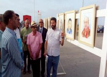 معرض بورتريهات لروائيين حازوا جائزة «المغرب للكتاب»