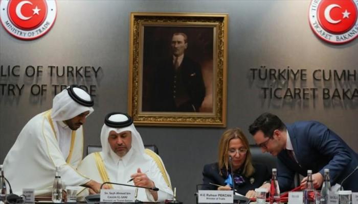 قطر توقع اتفاقية تؤمن بموجبها الطاقة لتركيا بأسعار مخفضة