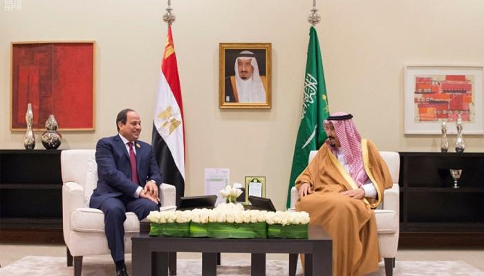 السيسي يبعث وزير خارجيته برسالة إلى الملك سلمان