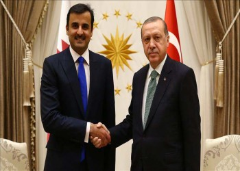 أمير قطر وأردوغان يبحثان هاتفيا العلاقات الثنائية وقضايا إقليمية