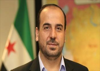 المعارضة السورية تختار «نصر الحريري» رئيسا لوفد التفاوض بـ«جنيف8»