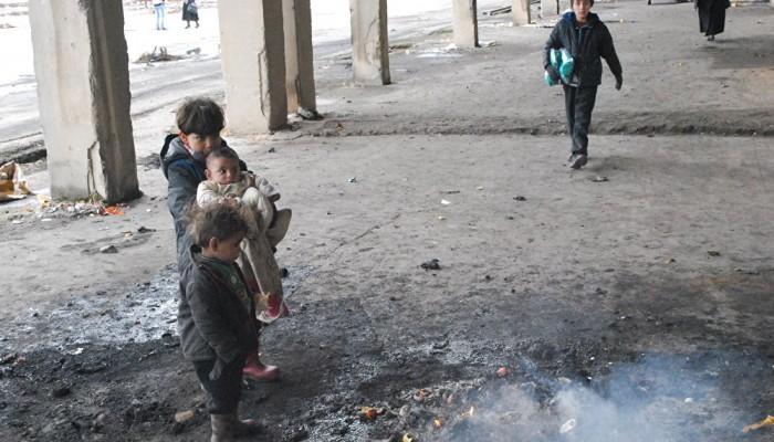 مقتل 29 طفلا سوريا خلال يومين جراء العنف والتهجير