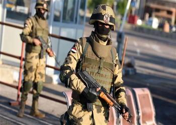 مصر تعلن قتل 12 مسلحا في مداهمة بالعريش