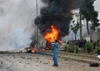 عقب زيارة ترامب.. قصف صاروخي للسفارة الأمريكية ببغداد