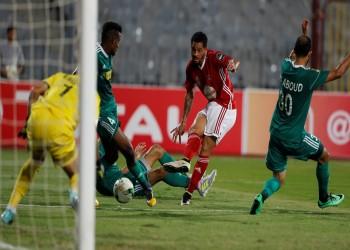 النجم يحقق فوزا مقلقا على الأهلي بنصف نهائي أبطال أفريقيا